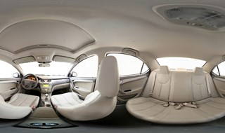 JAC js interior tour