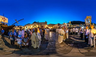 The Feast of the Assumption of the Blessed Virgin Mary 2014.