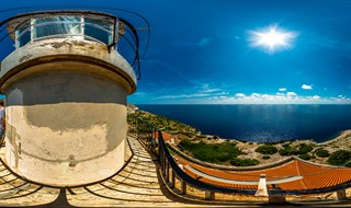 Struga lighthouse
