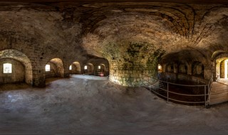 Fort Royal interior