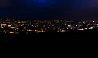 Tbilisi City Panorama