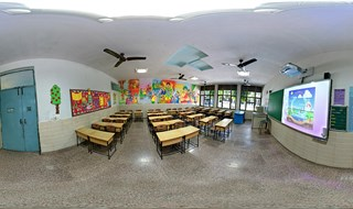 RDPS SCHOOL study classroom pitampura www.lifeexpression.in