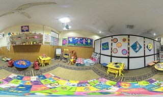 RDPS SCHOOL kids classroom pitampura www.lifeexpression.in
