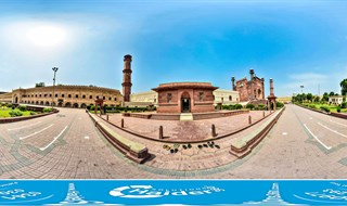 Tomb of Muhammad Iqbal R.A. ( Virtual Tour )