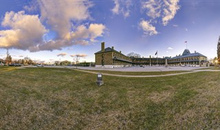 Parade Square - Wolseley Barracks