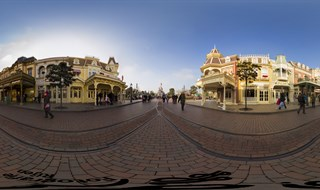 Main Street, Disneyland Paris