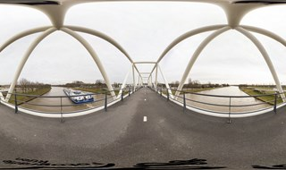 Bicycle Bridge Dongen