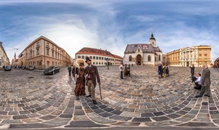 St. Mark's Square, Zagreb