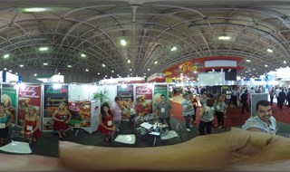 RJ360VR - Expofood 2015 - Mar do Norte