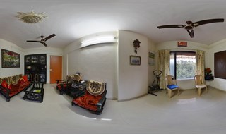 Living Room - 360 Degree View