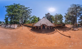 Nothern Cameroon, Idool village