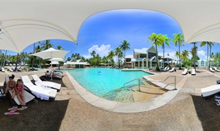 Sheraton Mirage family resort Port Douglas