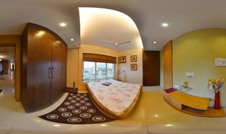 1 BHK Flat in Thane - Beautiful Balcony Flat