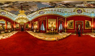 Royal Palace of Madrid, interior