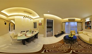 Luxury Never Seen Before - 4 BHK flat in Thane