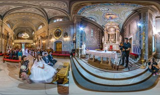 Wedding of Paola Soletic and Drago Markic