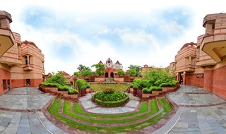 iskcon temple delhi 360 by ravi sethi www.360virtualtour.in