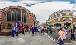 Recovery Parade 2015 (Chester)