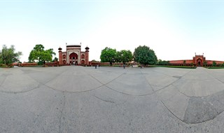 Taj Mahal Agra 360  by 360Virtualtour.in (RaviSethi).