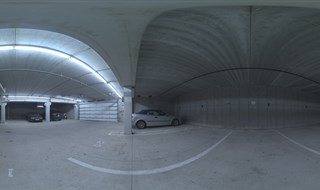 Bay 19 - underground parking garage