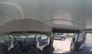 FORD Connect Interior