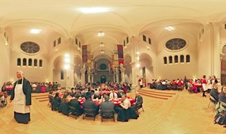 CSB/SJU: Great Hall Thanksgiving Dinner
