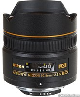Nikon 10.5mm Fisheye