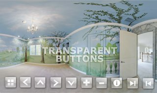 Transparent Buttons