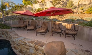 Newbury Park Pool Home For Sale Jeffrey Diamond Realtor Berkshire Hathaway - LoungeArea