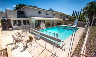 Simi Valley 5 Bedroom Updated Pool Home by Jeffrey Diamond Realtor - Pool and Yard
