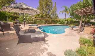 Simi Valley Newer Construction Pool Home by Jeffrey Diamond Realtor Berkshire Hathaway - Pool and ya