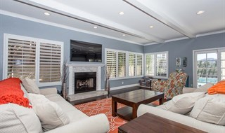 Agoura Hills Designer Perfect Estate - Great Room Pano 360 - Jeffrey Diamond Realtor Berkshire Hatha