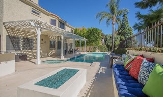 Agoura Hills Designer Perfect Estate - Backyard Pano 360 - Jeffrey Diamond Realtor Berkshire Hathawa