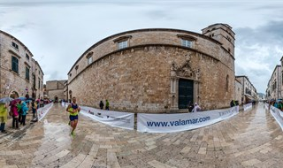 Dubrovnik International Half Marathon, Croatia 2016.