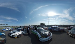 King of Drift Slovakia - START