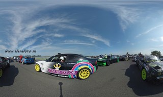 King of Drift Slovakia - START IV