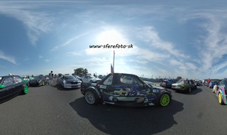 King of Drift Slovakia - START V
