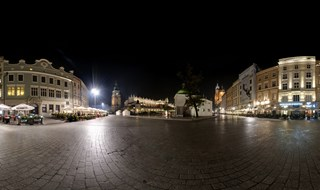 Main Square in Cracow