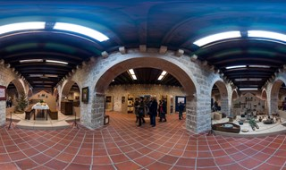 Ethnographic Museums Rupe, First Floor, Dubrovnik, 2013.  -