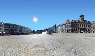 Grand Place de Mons (Be)