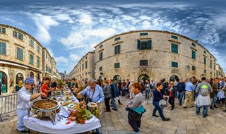 The Good Food Festival, Dubrovnik, 2016.