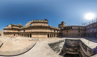 Chanderi Fort MP India