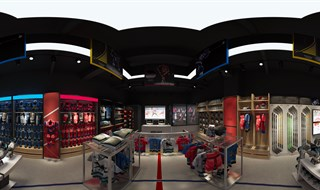 Super U's 80 Square Meters Hockey Store
