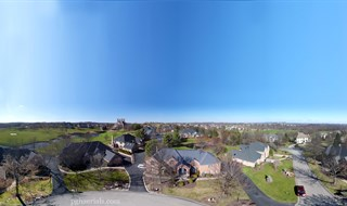 Nevillewood Community Aerial 360 Pano