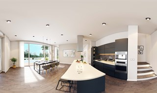 KITCHEN&DINNING design sketchup or 3dmax