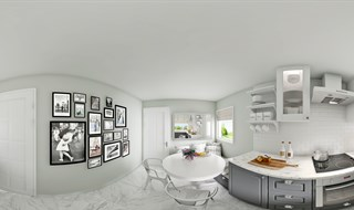 KITCHEN & DINNING 2 design sketchup or 3dmax
