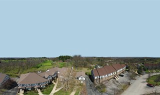 Aerial 360 Pano: Near Chartiers Country Club