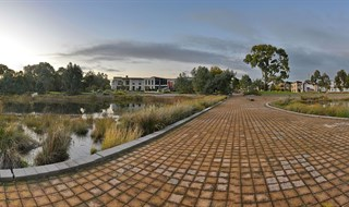 360 Panoramic Adelaide City Outer View by Harik D