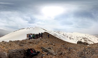 yalkabood  Mountain جانپناه دوم گرين