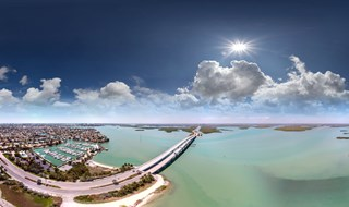 Marco Island FL bridge